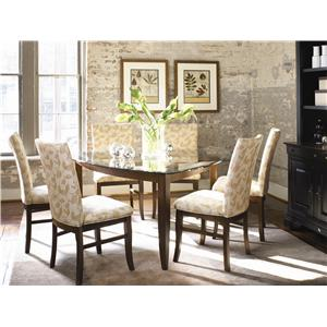 Thomasville® Color Café - Custom Dining Casual Dining Room Group