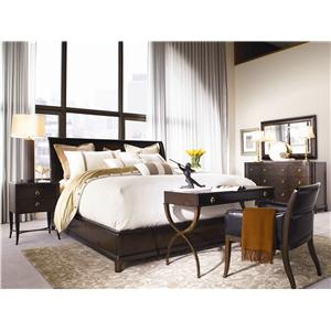 Thomasville® Studio 455 King Bedroom Group