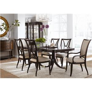 Thomasville® Studio 455 Formal Dining Room Group