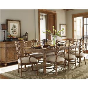 Tommy Bahama Home Beach House Formal Dining Room Group