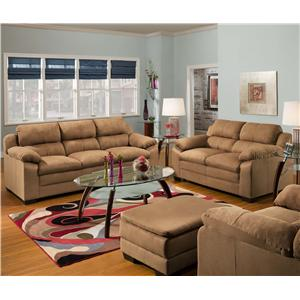 5068 by United Furniture Industries