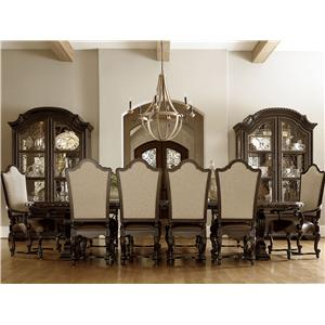 Universal Castella Formal Dining Room Group