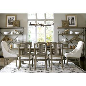 Universal Great Rooms - Berkeley Formal Dining Room Group