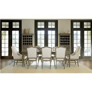 Universal Great Rooms - Berkeley Formal Dining Room Group 2