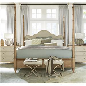 Universal Moderne Muse King Bedroom Group