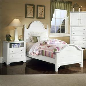 Vaughan Bassett Cottage Full Bedroom Group