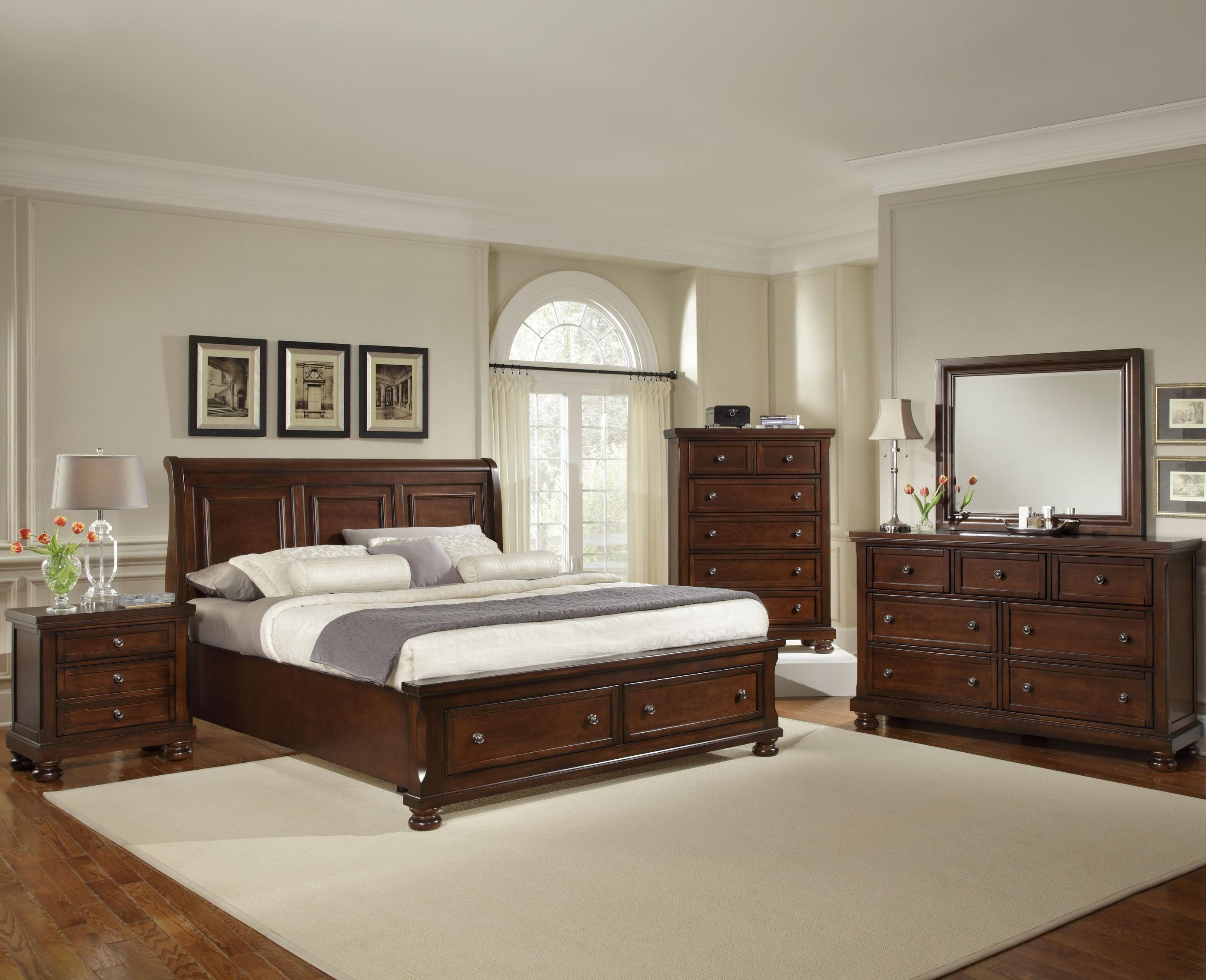 Queen Bedroom Group By Vaughan Bassett Wolf And Gardiner Wolf Furniture