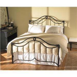 Wesley Allen Iron Beds Queen Montgomery Iron Bed