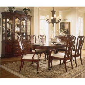 American Drew Cherry Grove 45th Formal Dining Room Group