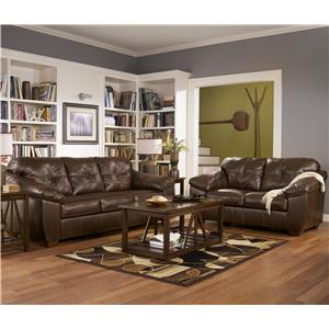 Ashley Furniture San Lucas - Harness Stationary Living Room Group