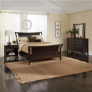 Aspenhome Kensington  Queen Bedroom Group