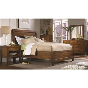 Aspenhome Tamarind Queen Bedroom Group