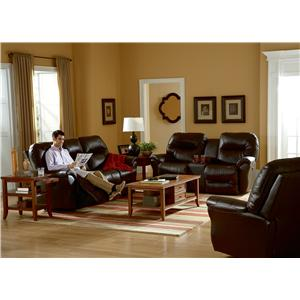 Best Home Furnishings Bodie Reclining Living Room Group