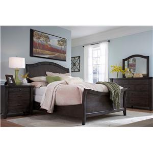 Broyhill Furniture Attic Retreat Queen Bedroom Group