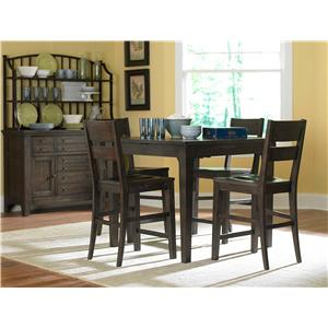 Broyhill Furniture Attic Retreat Casual Dining Room Group