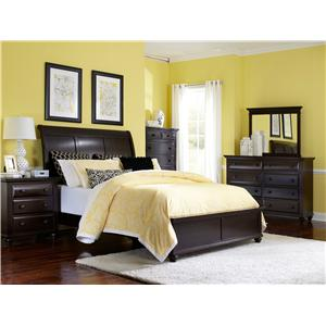 Broyhill Furniture Farnsworth Queen Bedroom Group