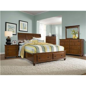 Broyhill Furniture Hayden Place Queen Bedroom Group
