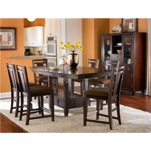 Broyhill Furniture Northern Lights Casual Dining Room Group