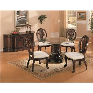 Coaster Tabitha Casual Dining Room Group