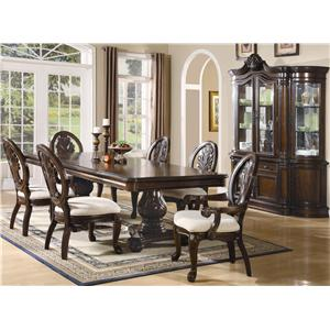 Coaster Tabitha Formal Dining Room Group