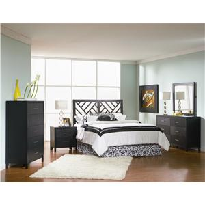 Coaster Grove Queen/Full Headboard Bedroom Group