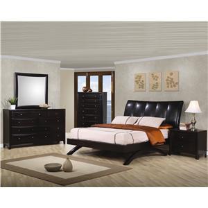 Coaster Phoenix Queen Bedroom Group