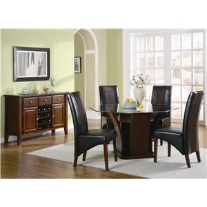 Coaster Rodeo Casual Dining Room Group