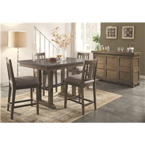 Coaster Casual Dining Room Group Find A Local Furniture