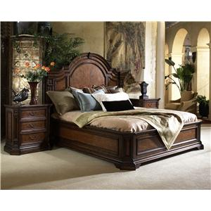 Fine Furniture Design Viniterra Queen Bedroom Group