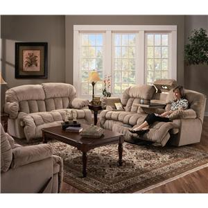 Franklin 524 Reclining Living Room Group