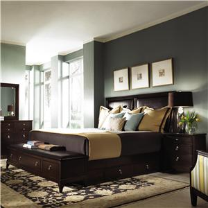 Kincaid Furniture Alston Queen Bedroom Group
