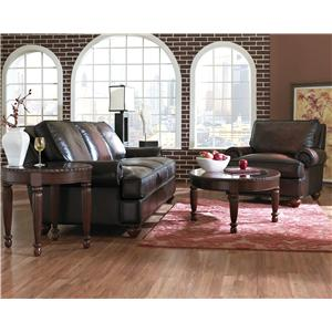 Klaussner Ellington  Stationary Living Room Group