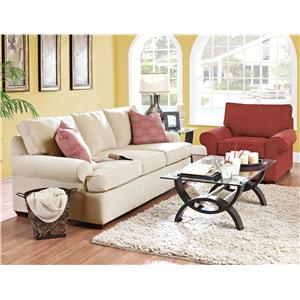 Klaussner Troupe Stationary Living Room Group