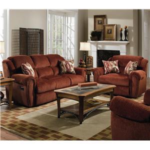 Lane Summerlin Reclining Living Room Group