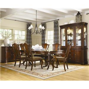 Legacy Classic American Traditions Formal Dining Room Group