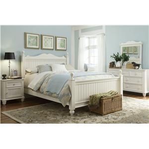 Legacy Classic Kids Summer Breeze Queen Bedroom Group
