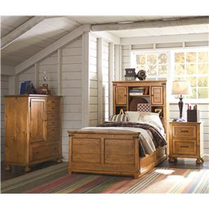 Legacy Classic Kids Bryce Canyon Twin Bedroom Group