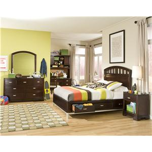 Legacy Classic Kids Park City Twin Bedroom Group