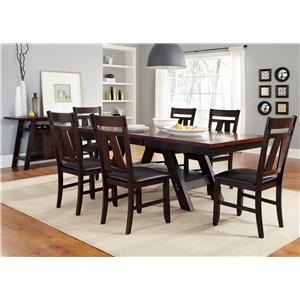 Liberty Furniture Lawson Casual Dining Room Group