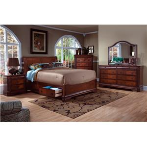 New Classic Sheridan California King Bedroom Group