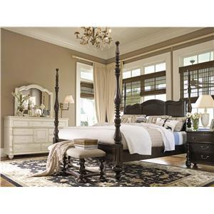 Universal Home Queen Bedroom Group