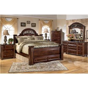Signature Design by Ashley Furniture Gabriela Queen Bedroom Group