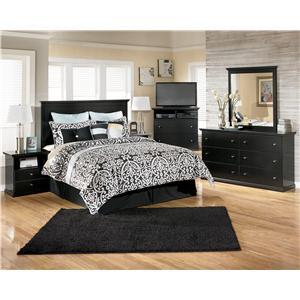 Signature Design by Ashley Maribel Queen Bedroom Group