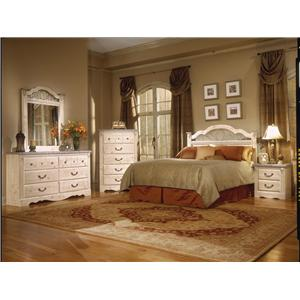 Standard Furniture Seville Full/Queen Bedroom Group