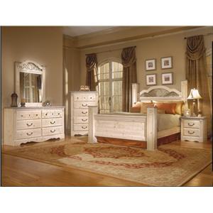 Standard Furniture Seville Queen Bedroom Group