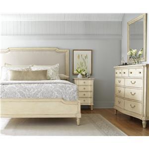 Stanley Furniture European Cottage Queen Bedroom Group