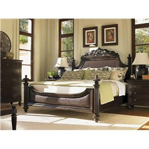 Tommy Bahama Home Royal Kahala California King Bedroom Group