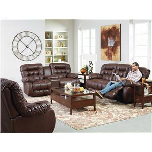 Best Home Furnishings Plusher Space Saver Reclining Sofa Mueller Furniture Reclining Sofa St