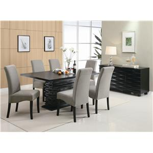 Casual Dining Room Group Store Rooms Furniture Houston