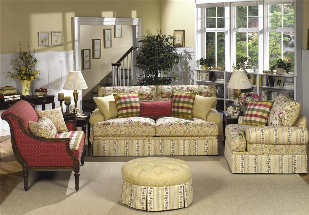Stationary living room group by craftmaster wolf and for Craft store frederick md